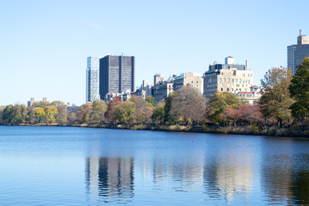 From the Jacqueline Kennedy Onassis reservoir are some of the most iconic views of NYC
