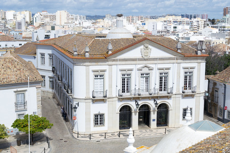 Faro is the capital city of the southern area of Portugal, the Algarve