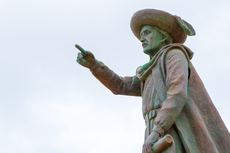 Prince Henry the Navigator is famous nowadays for been the person who started the Age of Discoveries Stock Photo