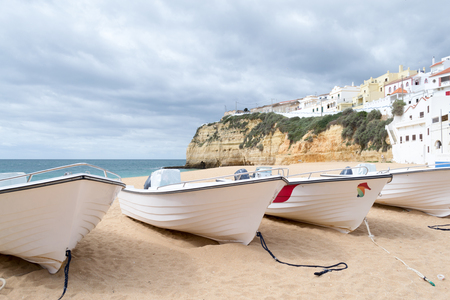 Carvoeiro has changed in the past 50 years from been a fisherman village to a tourist destination