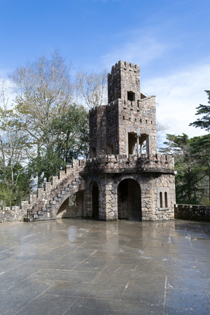 Quinta da Regaleira is a  World Heritage Site by UNESCO within the