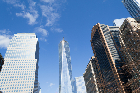 11th: The freedom tower located in Lower Manhattan is the 6th tallest building sin the world (2017).