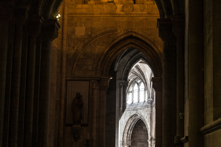 Jerónimos Monastery finished in 1601 is one of the icons of the Manuelian style of architecture