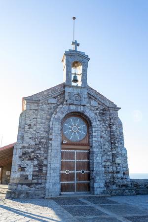 To access the church of San Juan de Gaztelugatxe you have to climb 241 stairs