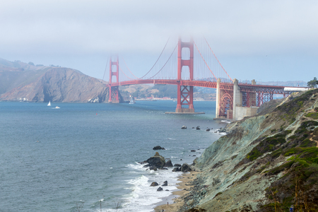 San Francisco is located in the West Coast of the US in the state of California