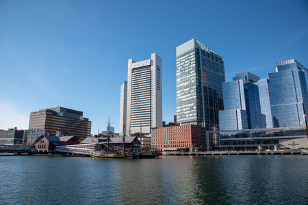 Boston funded in 1630, is one of the oldest cities in the United States