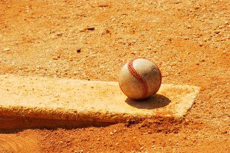 放棄された野球