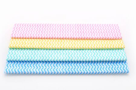 fabric: Fabric are variety of colors.