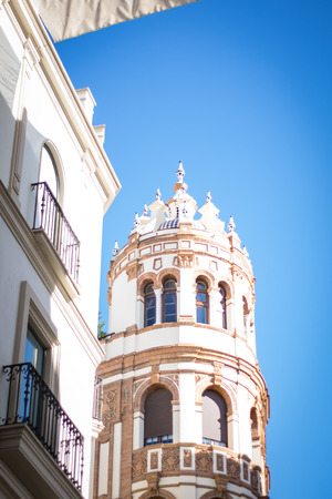 Old Building in Seville