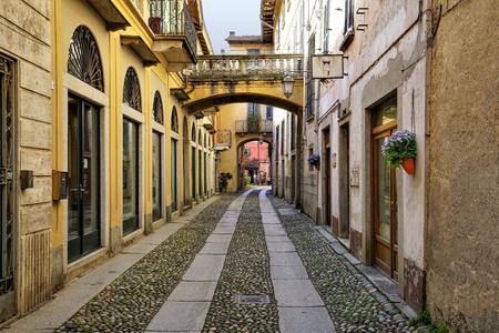 San Giulio, Italy.