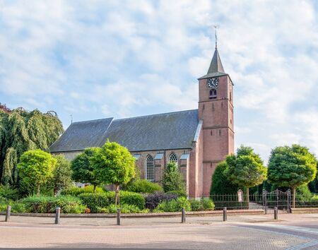 11th century: The Dutch Reformed Church in the Gelderland village Echteld dates in part back to the 11th century and moreover from the early 15th century. In 1958 it underwent a major restoration.