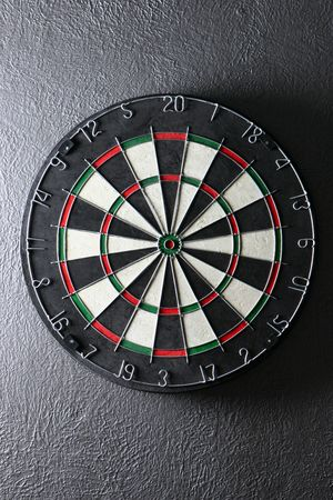 DART BOARD Stock Photo - 770313