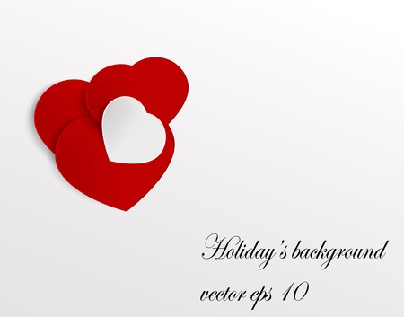 romantic: Romantic background. Vector eps 10