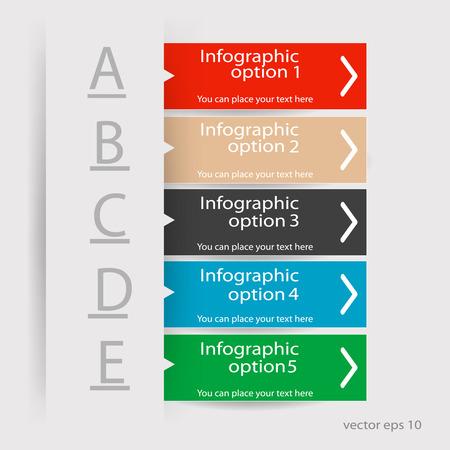 eps 10: Infographic. Vector eps 10 Illustration
