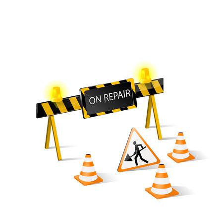 incomplete: On repair