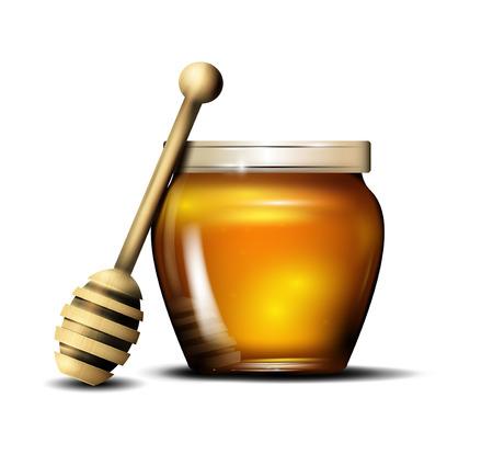 Honey isolated