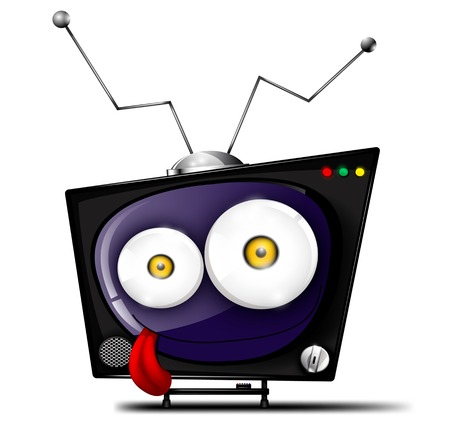 Crazy television