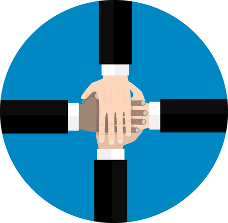 Business icon. Handshake. Transaction. Illustration