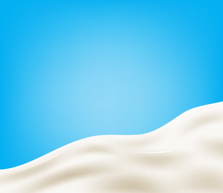 mleka: Smaczne element projektu mleka. Eps 10
