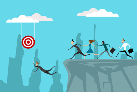 Concept of competition between employees