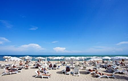 hua hin: Hua Hin Beache
