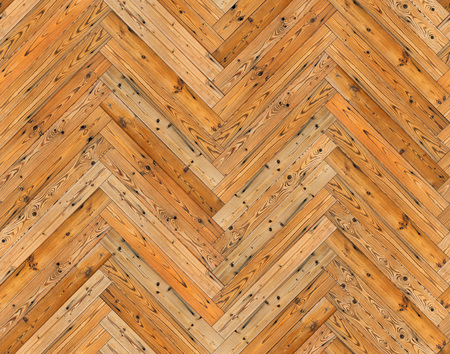 Herringbone natural parquet seamless floor or wall texture