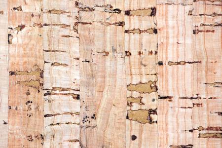 cork texture background macro photo for CG Archivio Fotografico