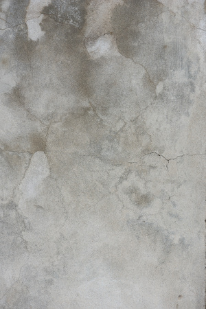 Wet concrete texture with cracks Фото со стока