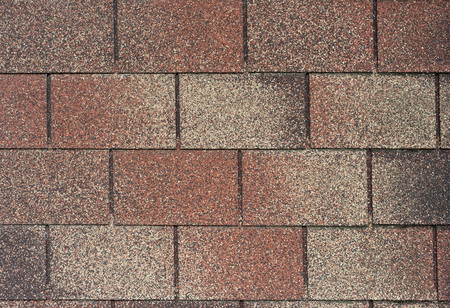 Soft shingles texture for roof high resolution photo