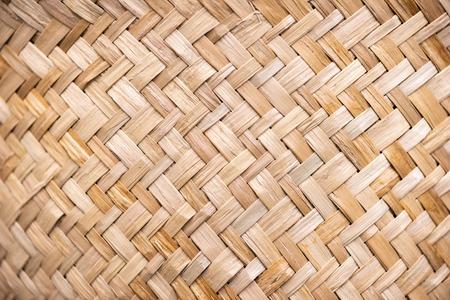 Wicker rattan texture Banque d'images