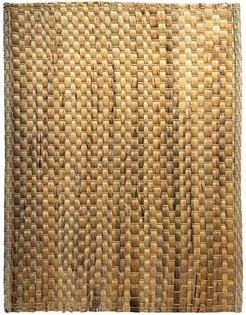 Wicker rattan texture macro photo Фото со стока