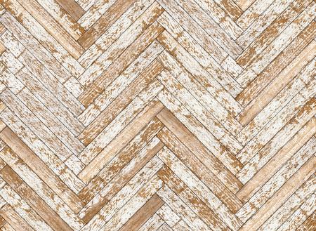 Parquet herringbone bleached oak seamless floor texture