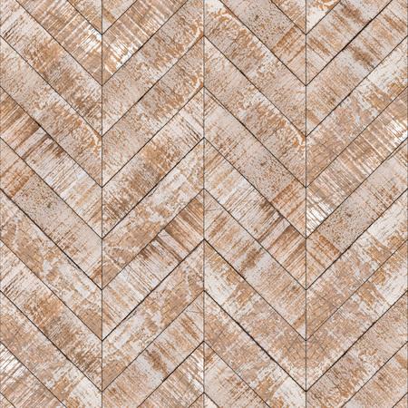 Parquet chevron bleached oak seamless floor texture Reklamní fotografie