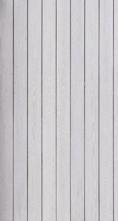 Madera pintada blanqueada blanca Foto de archivo