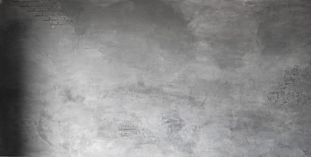 Grey concrete with brick of wall background 写真素材
