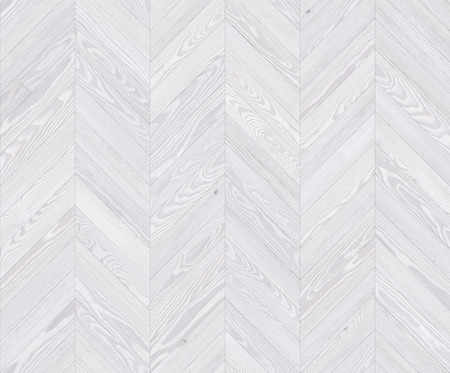 White chevron bleached seamless texture Imagens