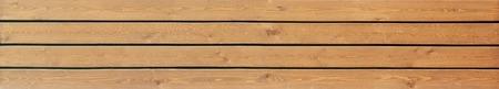 Natural long planks wood texture Foto de archivo