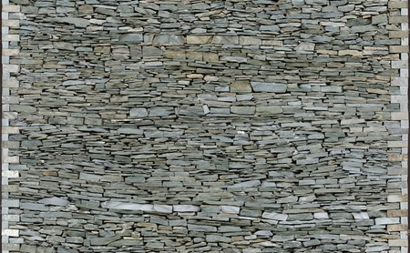 Natural small stone for wall texture