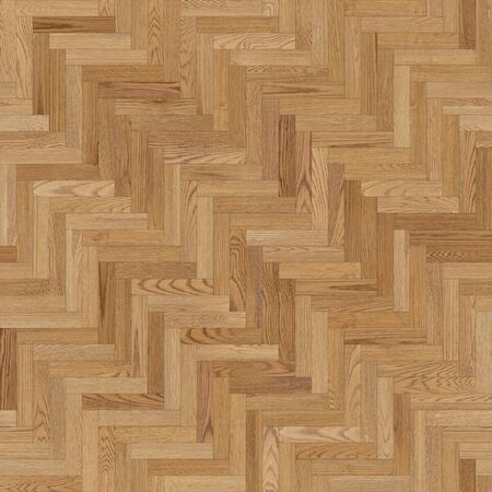 Parquet herringbone natural oak seamless floor texture