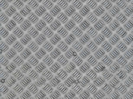 metal plate with press out pattern seamless texture