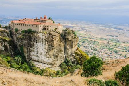 meteora: Monastery in Meteora, Greece