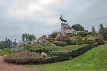 Beaumont-Hamel Newfoundland Memorial, Somme, France photo