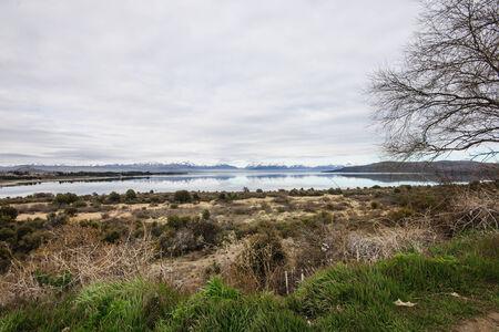 siete: Scenic View in Patagonia, near Bariloche, Argentina