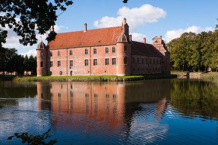 Rosenholm Castle, Denmark