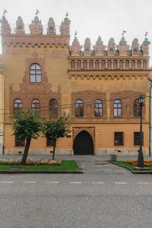 dom: Thurzov Dom, Levoca, Slovaquie