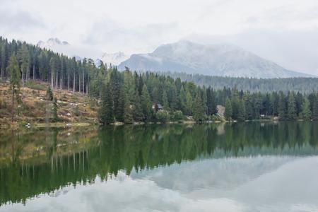 Strbske Pleso, High Tatras National Park, Slovakia photo