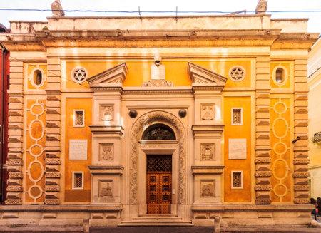 veneto: The old synagogue, in Verona, Veneto, Italy