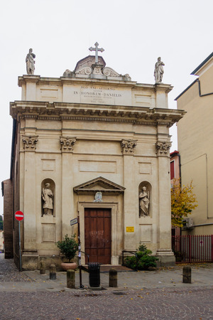 daniele: The San Daniele church in Padua, Veneto, Italy