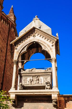 veneto: The Sant-Anastasia church in Verona, Veneto, Italy