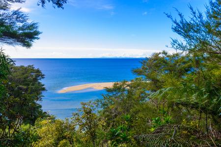 tasman: Abel Tasman National Park South Island New Zealand Stock Photo
